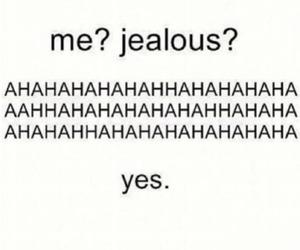 jealous