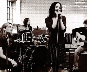 the corrs black white