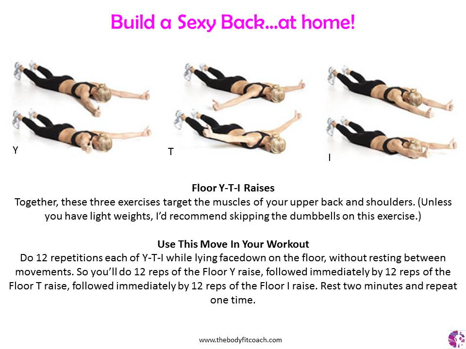 Exercise to deepen back dimples | We Heart It