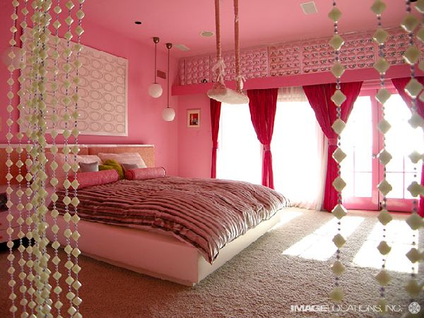 Trend glamour beach house design pink furniture bedroom   Home Interior  Ideas  Home Decorating  Home Funiture  Home Architecture  Room Design Ideas. Trend glamour beach house design pink furniture bedroom   Home