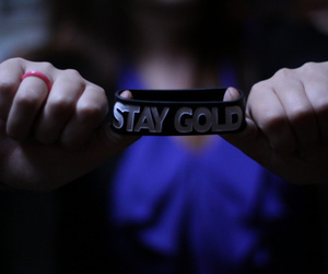 stay gold