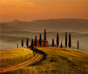 tuscan chateau