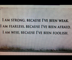 strong fearless wise