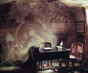 uncreepy study room