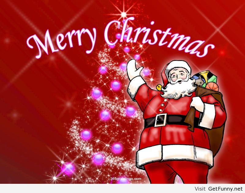Merry christmas wallpaper we heart it for Pretty christmas pics