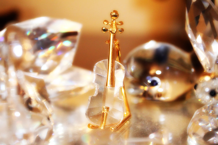 Glass Violin Wallpaper Group of Glass Violin by