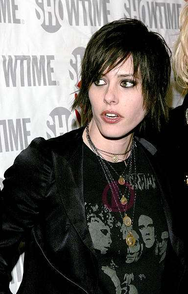 Shane Mccutcheon and Katherine Moennig