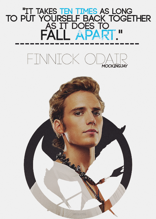 Finnick Odair Mockingjay Quotes