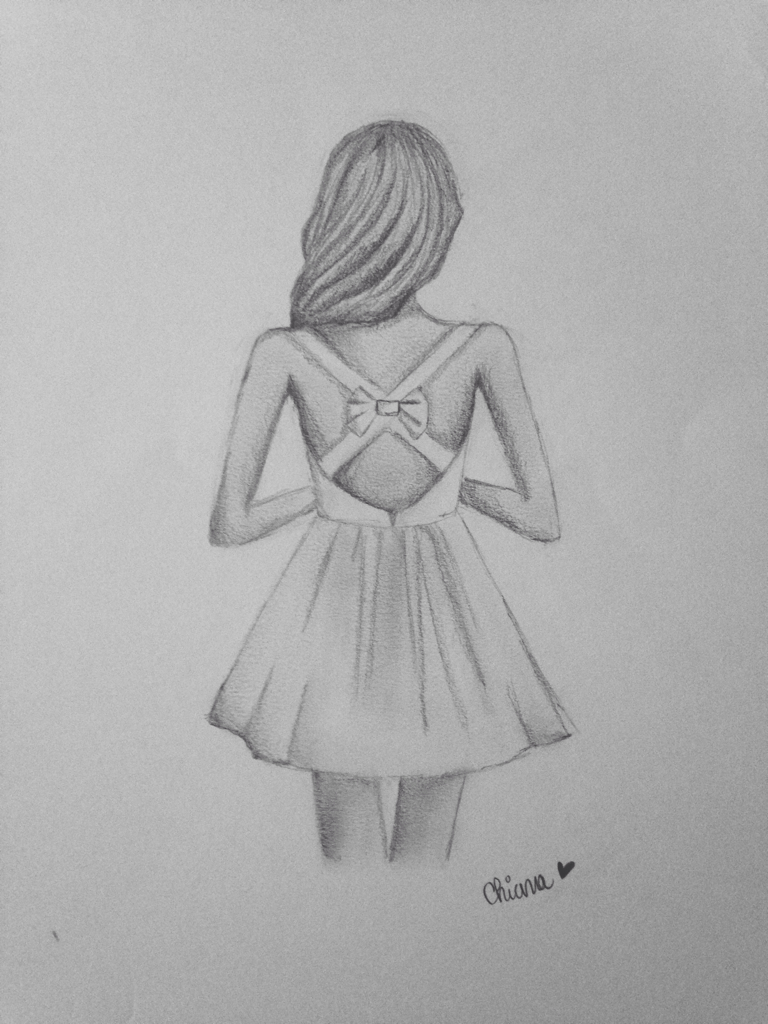 One Of My Drawings We Heart It Drawing