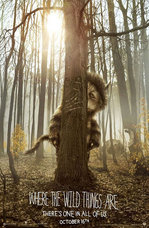 Where the Wild Things Are Poster   Internet Movie Poster Awards Gallery