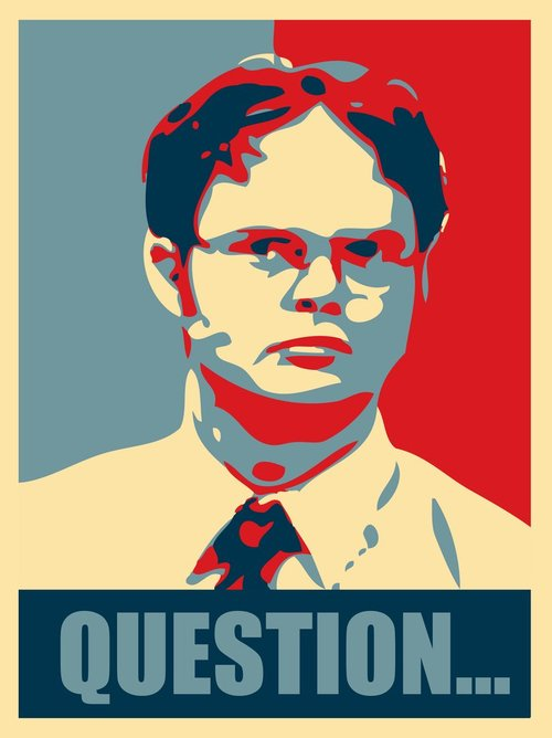 external image Dwight_Schrute__Question____by_AngryDogDesigns_large.png?1303405618