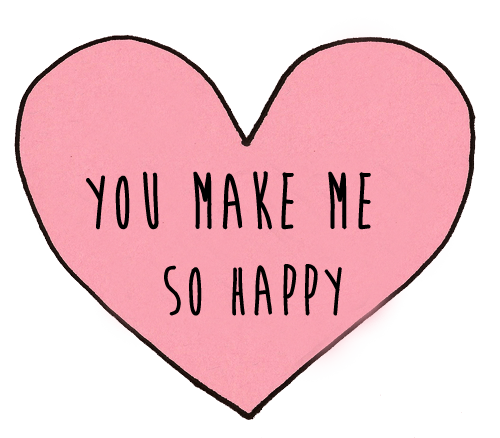 You Make Me Happy Quotes Tumblr: Add A Caption By Fatima?