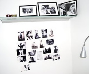 wall pictures black&white