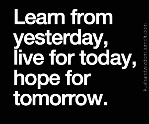 quotes life hope live