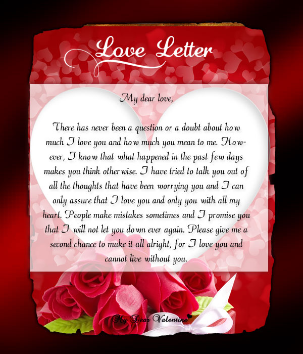 162 images about Love Letters on We Heart It – Love Letter for Him