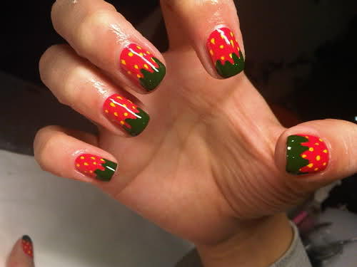 Nail designs for home - Easy cute nail designs at home ...