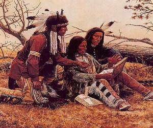native american scouts.