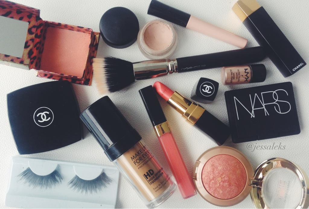 Makeup collection tumblr