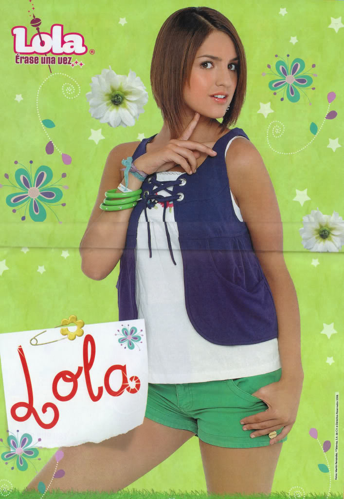 Group of: ???GaLeRiA OfIcIaL dE Eiza Gonz�lez (Lola ...