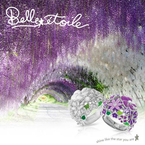 At belle toile nature is always an inspiration the for Belle jardin cosmetics