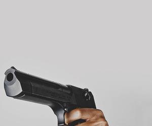 arm gun gangsta