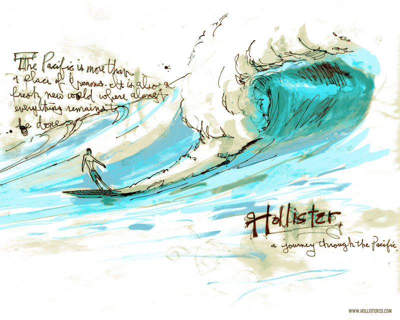 Group of: Hollister surf guard | We Heart It