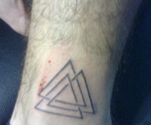 tattoo triangle