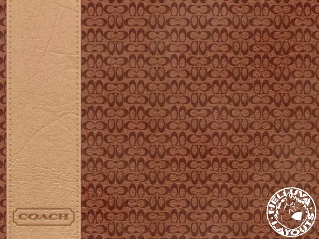 gallery for coach background brown