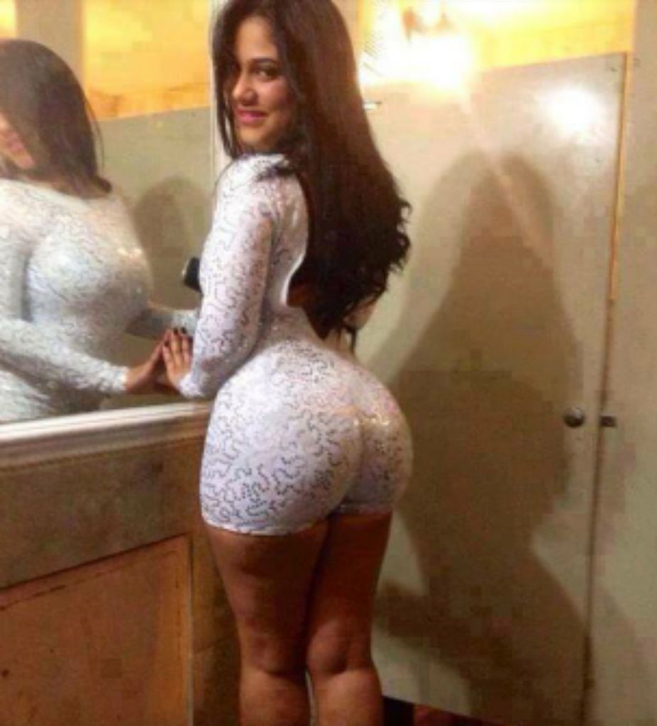 big latin butt
