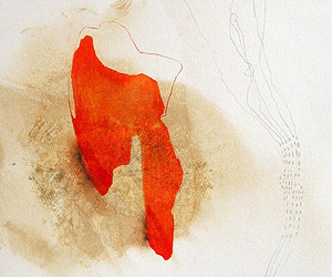 abstract painting drawing