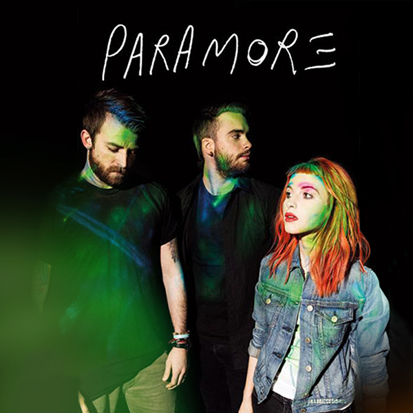 paramore paramore album cover - photo #4
