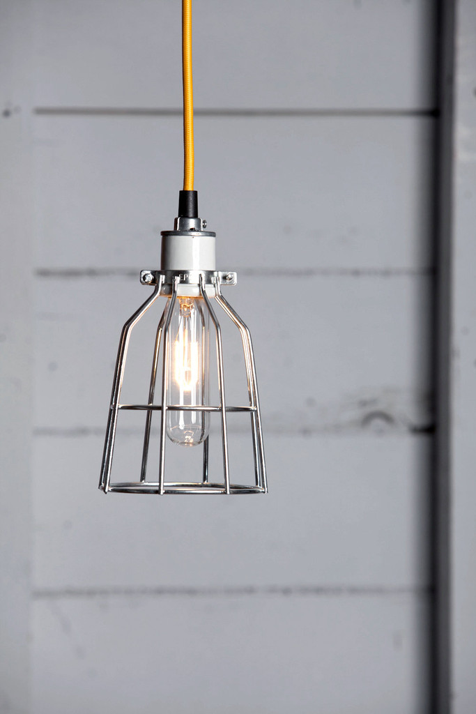 cage light pendant metal cage lamp industrial light electric hand crafted lighting made to order industrial modern lighting vintage industrial style cage lighting pendants
