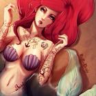 『 A mermaid』