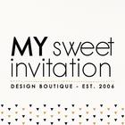 MY Sweet Invitation