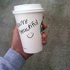 you're beautiful:)