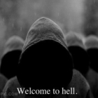 Welcome to hell.