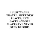 T.R.A.V.E.L. ️