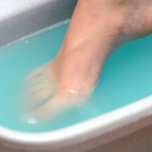 Listerine Foot Soak