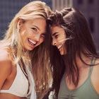 Taylor and Romee