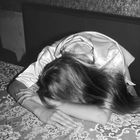 I want to sleep.