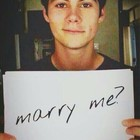 Dylan O'brien is my husband