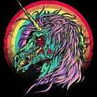 Unicorn Lady Death