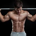 Bodybuilder Rubayet