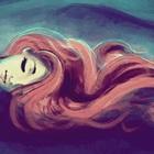 Mermaid in the eyes