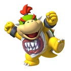Eyyyy, it's Bowser's dissappointing son!