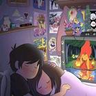 ◕ ‿‿ ◕ Cute cartoons