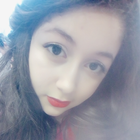 glitter cloud girl