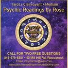 Psychic Clairvoyant Rose Woodstock NY