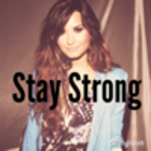 Stay Strong❤