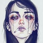 Bad girl 😎🚬